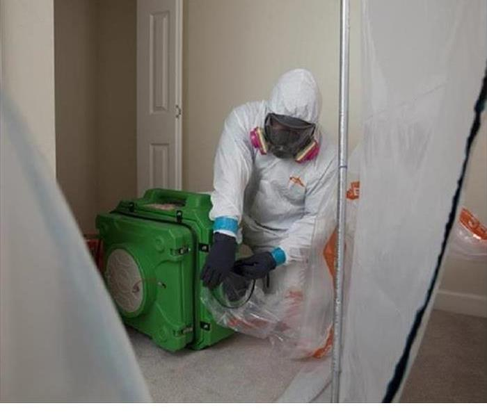 Why SERVPRO Crime Scene Clean-Up